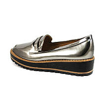 Туфли женские Sopra WH517 серебряные (40), фото 2