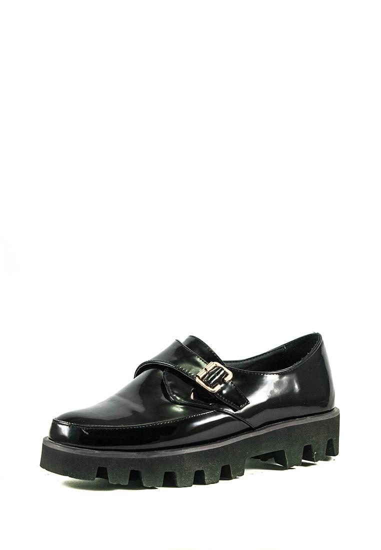 Туфли женские Elmira V5-116-T черные (36)