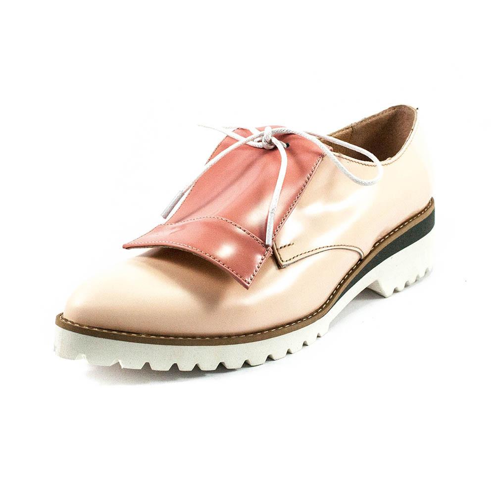 Туфли женские Tutto Shoes T3310 розовая кожа (36)