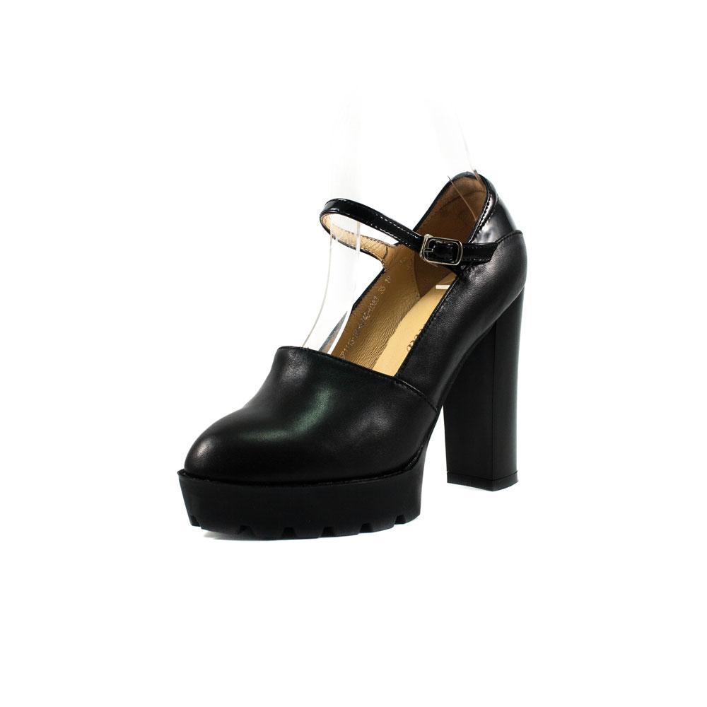 Туфли женские Mainila S8111S-H4 черные (35)