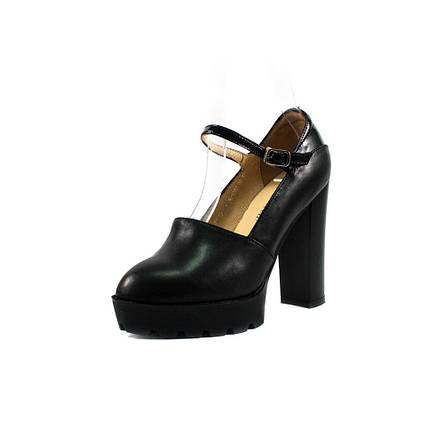 Туфли женские Mainila S8111S-H4 черные (35), фото 2