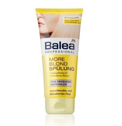 Ополоскувач для світлого волосся Balea Professional 250мл. Німеччина