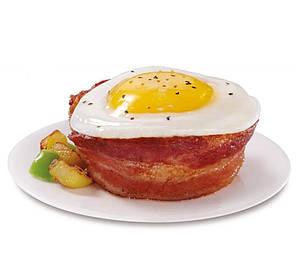 Набор форм для выпечки Perfect Bacon Bowl (съедобная тарелка из бекона) 152860