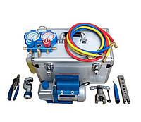 Набор инструмента для заправки и монтажа кондиционера Mastercool (США)