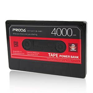 Портативное зарядное устройство Power bank Proda Tape PPP-15 4000mAh Remax 150960