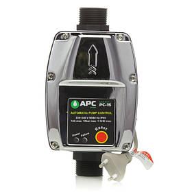 Прессконтроль Apc - 15 никелированный SKL11-236451