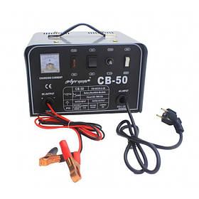 Пуско-зарядное устройство Луч Профи BC-50, до 400Ah, 40A SKL11-236627