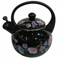 Эмалированный чайник со свистком Edenberg EB-1780 - 2,5л