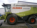 Комбайн CLAAS LEXION 580 2007 року, фото 4