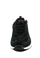 Кросівки літні чоловічі BAAS чорний 18135 (42), фото 2