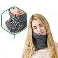 Подушка шарф для путешествий Travel Neck Rest Pillow 150184