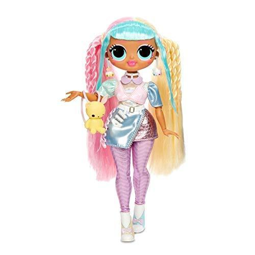 Кукла ЛОЛ ОМГ Кендилишис 2 -я серия  LOL Surprise OMG Fashion Candylicious Оригинал