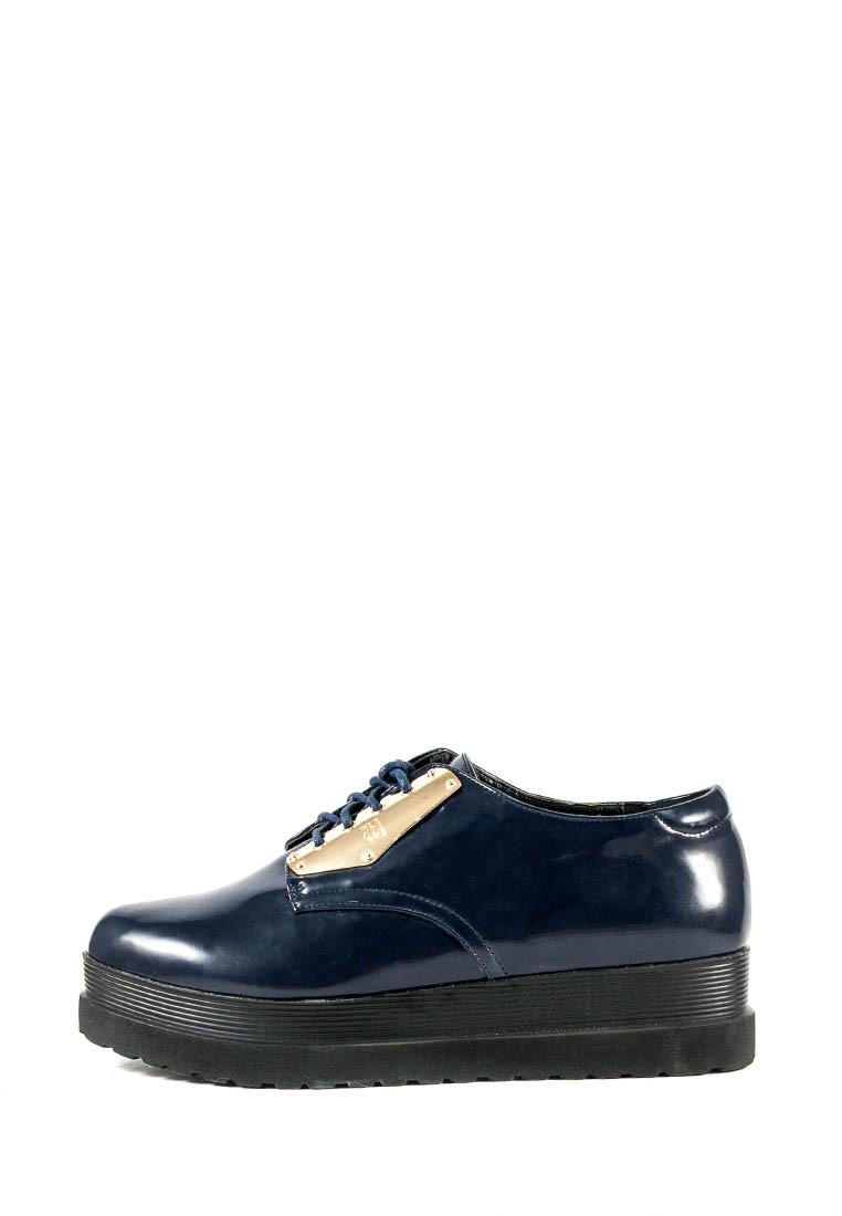 Туфли женские Elmira I5-172T синий (39)
