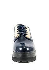 Туфли женские Elmira I5-172T синий (39), фото 3
