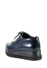 Туфли женские Elmira I5-172T синий (39), фото 2