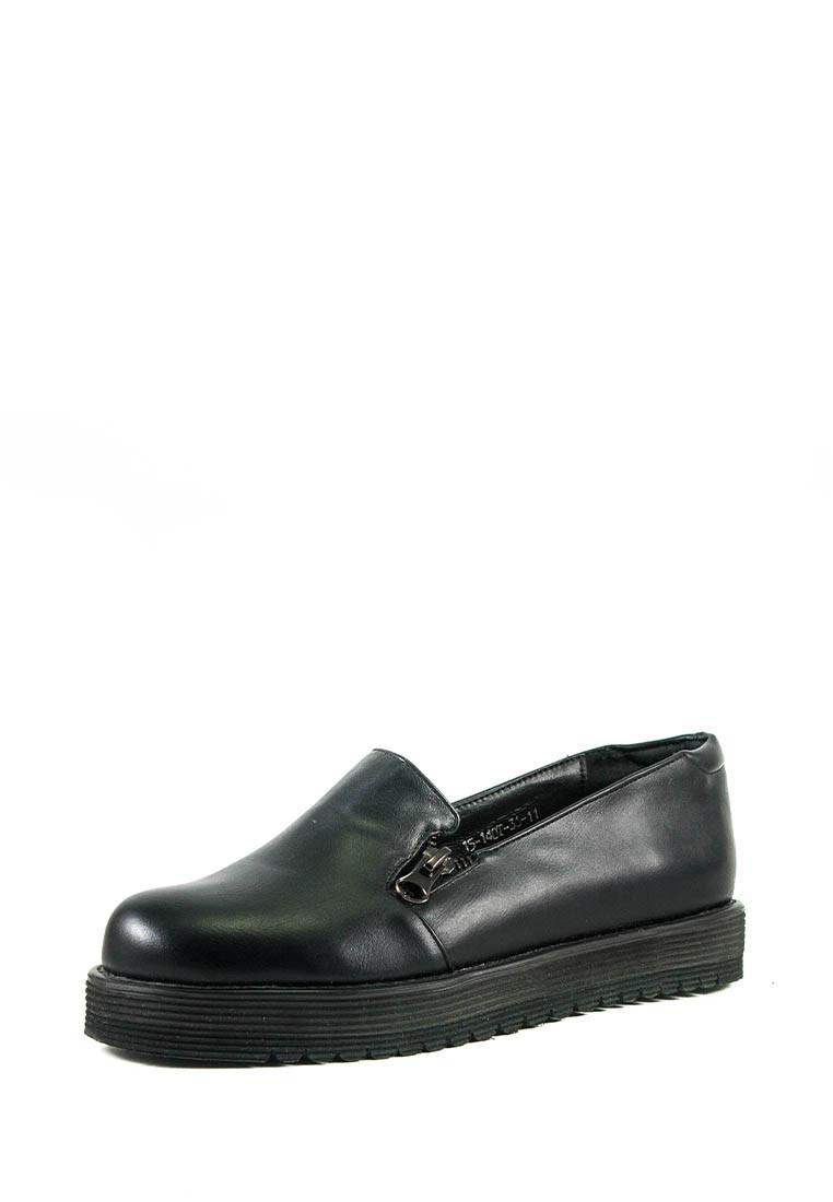 Туфли женские Elmira I5-140T черные (36)