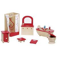 Игровой набор Goki Мебель для ванной (51959G)
