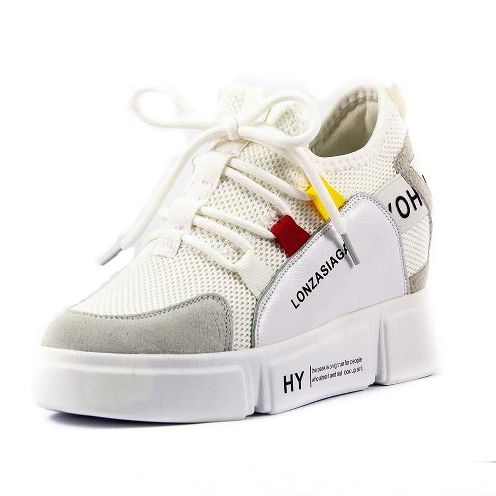 Кросівки жіночі Lonza білий 15949 (39)