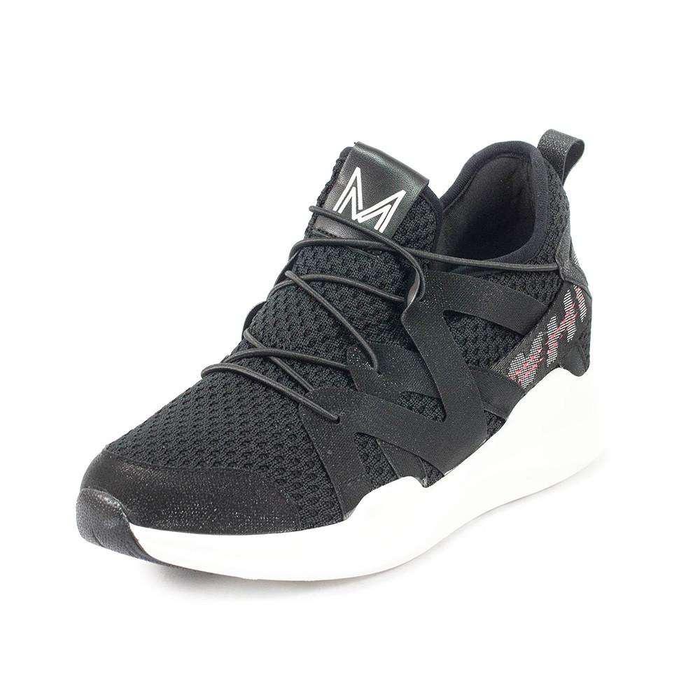Кросівки жіночі Lonza чорний 10018 (38)