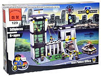 Конструктор Brick: Riot Police Office 589 деталей, фото 1