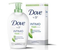 Dove Intimo FreshCare гель для інтимної гігієни з дозатором 250 мл