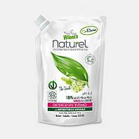 Winnis Naturel засіб для інтимної гігієни 500мл Зелений чай экопак