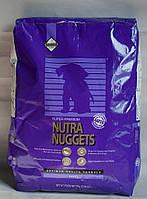 Сухой корм для щенков всех пород Nutra Nuggets (Нутра Нагетс) Puppy 3 кг