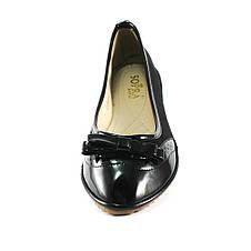 Балетки женские Sopra CG885-6А черные (38), фото 3