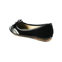 Балетки женские Sopra CG885-6А черные (38), фото 2