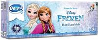 Ooops! носовые платки 4-хслойные Frozen 8*10шт