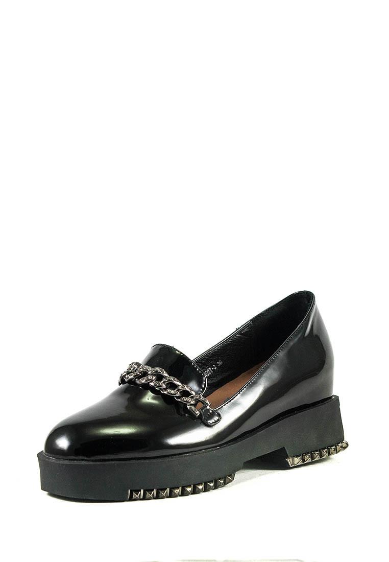 Туфли женские Elmira C7-102T-3 черные (38)