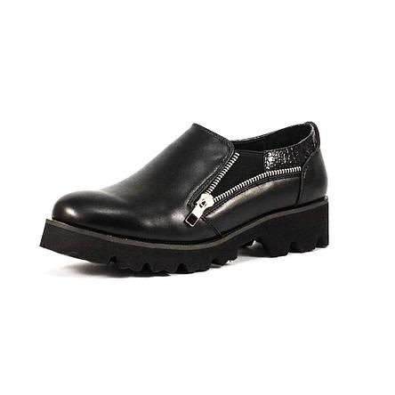 Туфли женские Sopra C16-39812 черные (36), фото 2