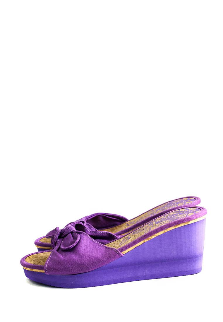 Сабо женские Bitis BWH-15904 фиолетовые (37)