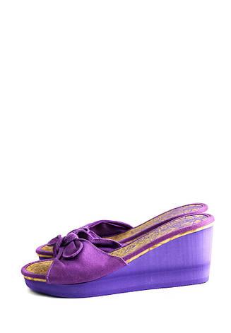 Сабо женские Bitis BWH-15904 фиолетовые (37), фото 2