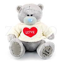 """М'яка Іграшка Ведмедик """"Тедді"""" - 17 см"""