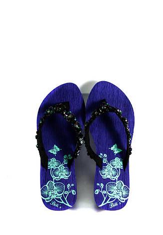 Сабо женские Bitis BWH-15902 фиолетовые (36), фото 2