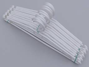 Плечики вешалки тремпеля V-D42  длина 41 см, в упаковке 10 штук, фото 2
