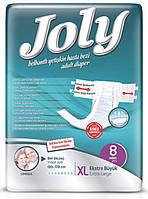 Joly подгузники для взрослых №4 X L 8 шт