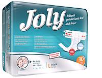 Joly подгузники для взрослых №3 L 30 шт