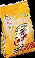 Carene стиральный порошок универсальный 3кг Non Biological 2in1