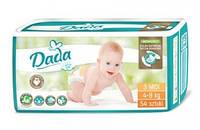 Dada Extra Soft подгузники детские 3 Midi (4-9 кг) 54шт