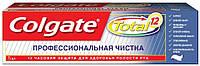 Colgate Total 12 Pro зубная паста 75 мл Профессиональная чистка