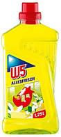 Универсальное моющее средство W5 1,25 л Lemon