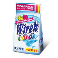 Wirek Color стиральный порошок для стирки цветных тканей 10 кг