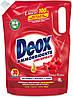 Deox смягчитель для стирки с ароматом Гибискуса Красного 750мл экопак