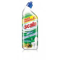 Scala WC гель для очистки туалета с антиизвестняковым эффектом и ароматом хвои  1л