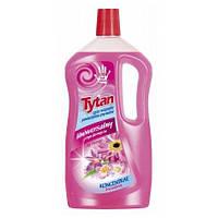 Универсальная жидкость для мытья Tytan Цветы 1 л