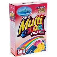 Multicolor Plus стиральный порошок для цветных тканей 4.8 кг картон
