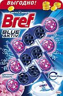 Bref Blue Active Цветочная свежесть Триопак 3х50 г
