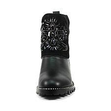 Черевики демісезон жіночі Prima D'arte чорний 09160 (39), фото 3